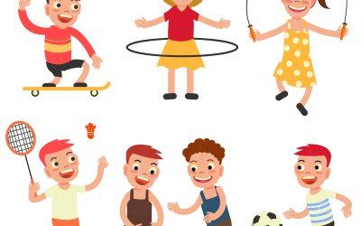 Počitniške aktivnosti v mesecu avgustu