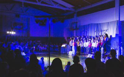 Božični koncert z bazarjem v OŠ FLV Slivnica