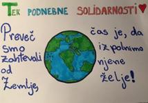 Tek podnebne solidarnosti 2021