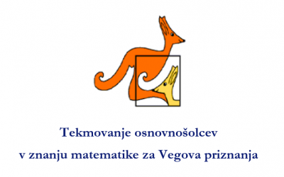 Tekmovanje osnovnošolcev v znanju matematike za Vegova priznanja